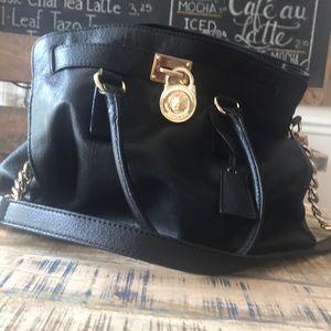 Michael Kors Gorgeous Black Bag